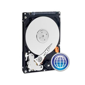 WD BLUE PC MOBILE 750GB; WD7500BPVX