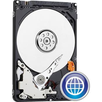 WD Scorpio Blue 1 TB HDD; WD10JPVX