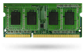 Synology 2GB DDR3 upgrade memory (pro DS1512,1812,RS2212...); 2GB DDR3 RAM