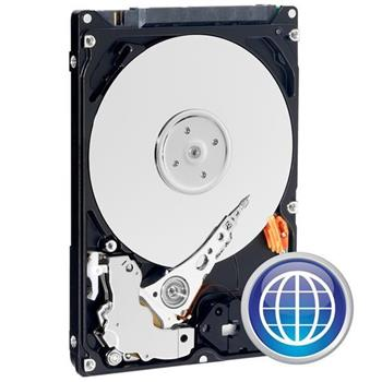 WD Scorpio Blue 320GB