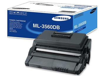 Samsung Black Toner / Drum / High Yield, ML-3560DB/ELS; ML-3560DB/ELS