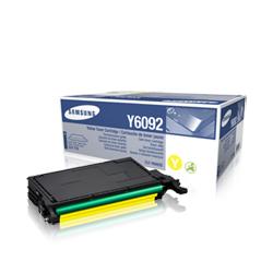 Samsung CLT-Y6092S - originální; CLT-Y6092S/ELS