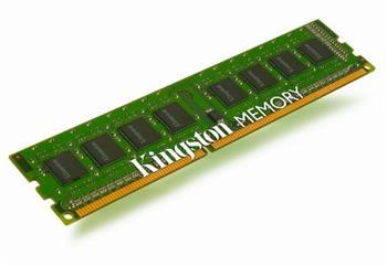Kingston 4GB DDR3-1600MHz CL11 modul SR x8; KVR16N11S8/4
