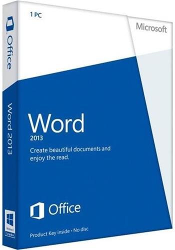 Microsoft Word 2013 CZ pro nekomerční použití