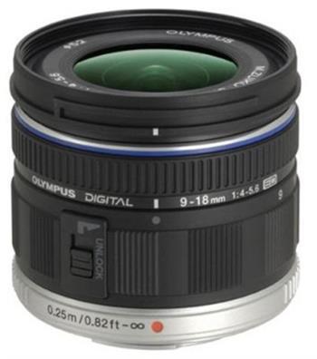 Olympus EZ-M918 black; N3850192