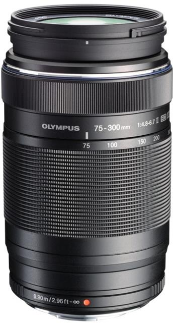 Olympus EZ-M7530 black II; V315040BE000