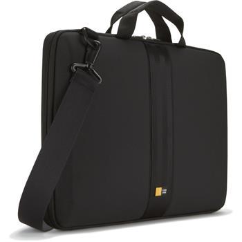 """Skořepinový obal na notebook do 16"""" CL-QNS116K -černá"""