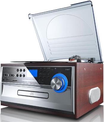 Lenco TCD 974 gramofon; ltcd974