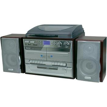 Lenco TCD-990 mini systém s gramofonem; ltcd990