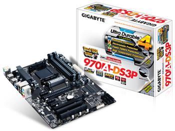 Gigabyte GA-970A-DS3P; GA-970A-DS3P