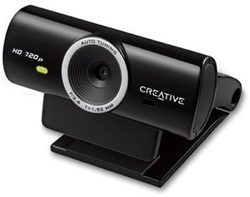 CREATIVE Live! Cam Sync HD 73VF077000001 černý (black); 73VF077000001