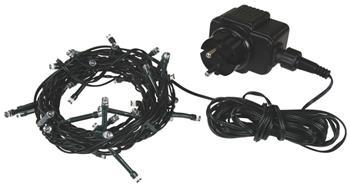 EMOS 40 LED dekorační světelný řetěz 4m IP44 MC