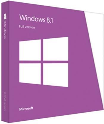 Microsoft Windows 8.1 64bit, OEM