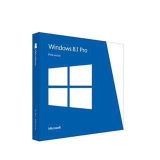 Microsoft Windows Pro 8.1 64bit CZ OEM