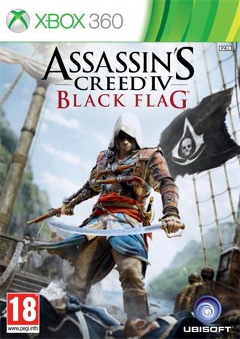 X360 Assassins Creed IV Black Flag