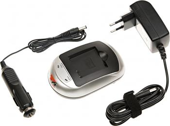 Nabíječka T6 power pro Pentax EI-D-Li1, HP C8872A; BCHP0001