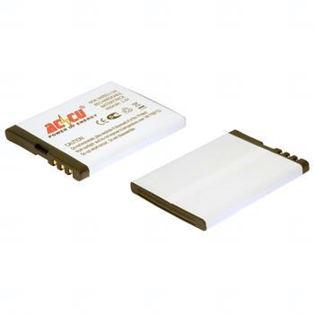 Baterie Accu pro Nokia 2680 Slide, 3600 Slide, 3602s, 6208, 7100, 7610, Li-ion, 900mAh; MTNK0040