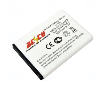 Baterie Accu pro Samsung Galaxy Nexus, Li-ion, 1800mAh; MTSA0086