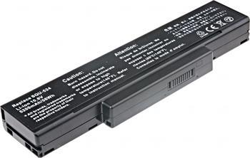 Baterie T6 power SQU-524, BTY-M66, A42-A9, A42-Z94, A32-Z94, SQU-503, SQU-511, CBPIL44, A32-Z96, M660NBAT-6, BATEL80L6,