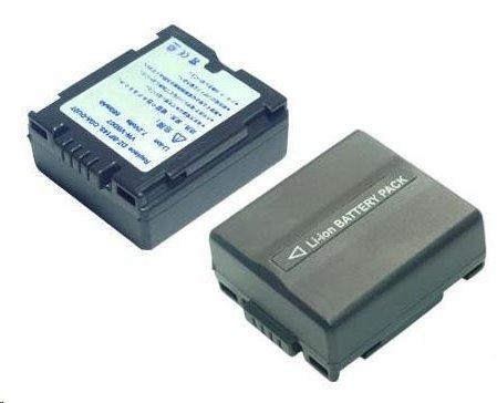 Baterie T6 power CGR-DU07, VW-VBD070, CGA-DU07, CGA-DU07A/1B, DZ-BP07S, CGR-DU06, CGA-DU06, CGA-DU06A/1B, CGA-DU07E/1B, ; VCPA0009