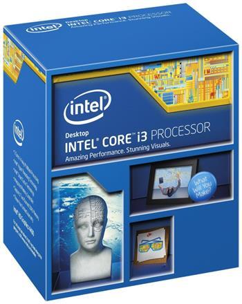 Intel Core i3-4330 BOX; BX80646I34330