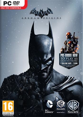 PC Batman Arkham Origins