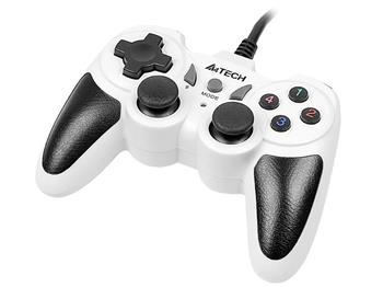 A4tech X7-T4 Snow USB/PS2/PS3 Gamepad; A4TJOY41798