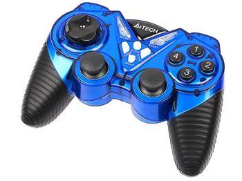 A4tech X7-T3 Hyperion USB/PS2/PS3 Gamepad, bezdrátový; A4TJOY41800