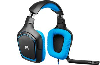 Logitech Gaming Headset G430; 981-000537