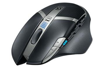 Logitech myš G602 Wireless Gaming Mouse; 910-003822
