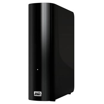 "Western Digital My Book 4TB - externí, 3,5"", USB 3.0, černý"