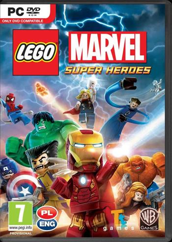 PC LEGO Marvel Super Heroes