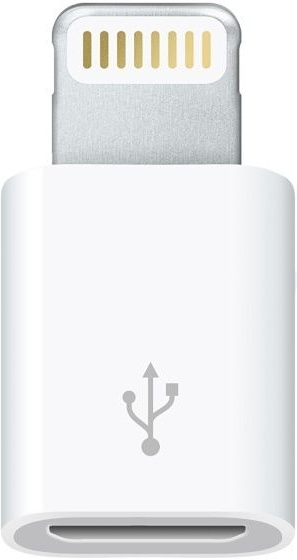 Apple Lightning to Micro USB Adapter; MD820ZM/A