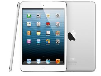 Apple iPad mini Retina 32GB, Wi-Fi, Silver