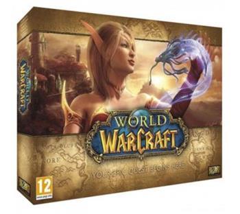 PC World of Warcraft: Battlechest v 5.0; 86336EN
