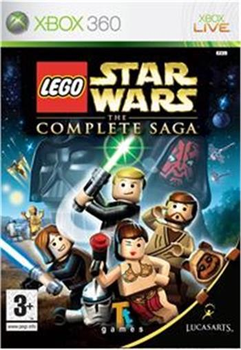 X360 LEGO Star Wars: The Complete Saga