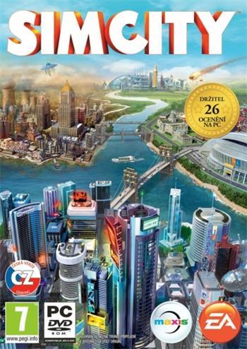 PC SimCity - základní hra