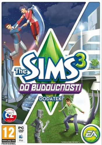 PC The Sims 3 - Do budoucnosti - dodatek