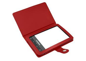 C-TECH PROTECT PBC-01, červené pouzdro pro Pocketbook 622/623/624/626; PBC-01R