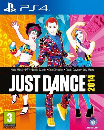PS4 Just Dance 2014; USP40360