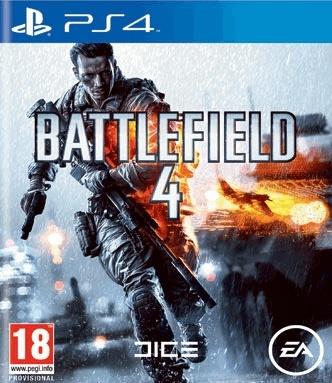 PS4 Battlefield 4