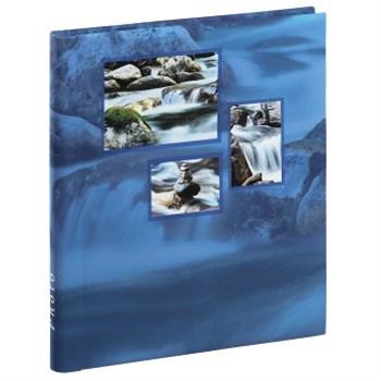Album samolepící SINGO, modré; 106267