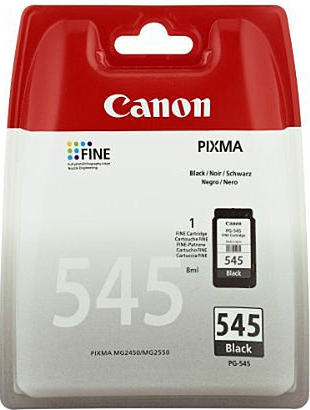 Canon BJ CARTRIDGE PG-545 - černá