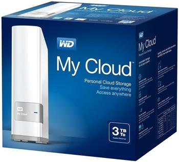 Western Digital My Cloud 3TB ; WDBCTL0030HWT-EESN