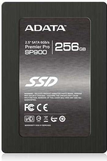 A-Data Premier Pro SP900 256GB - SSD disk; ASP900S3-256GM-C