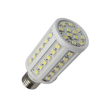 LEDme CORN LED žárovka 9W E27 240V Denní bílá CRI80; ZLC-E27-DB-9W-240V