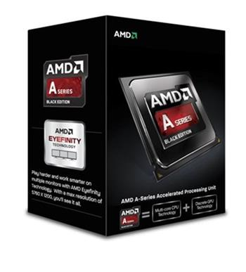 AMD Richland A10-6800K 4c Box (4,1Ghz,4MB); AD680KWOHLBOX