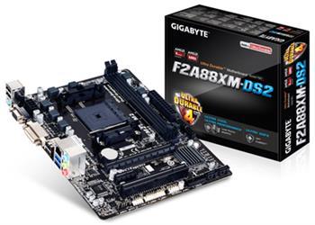 Gigabyte GA-F2A88XM-DS2; F2A88XM-DS2