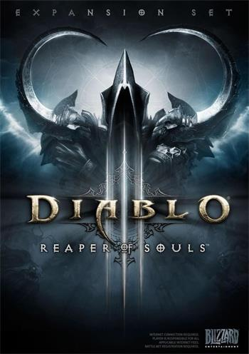 PC Diablo 3: Reaper of Souls - datadisk
