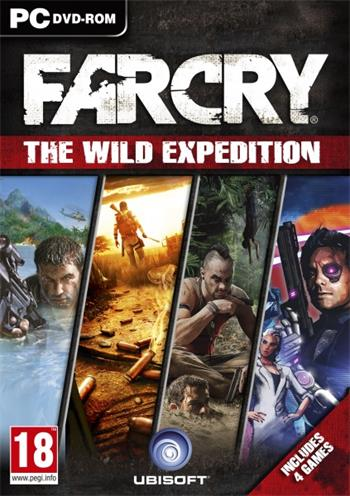 PC Far Cry: The Wild Expedition Compilation